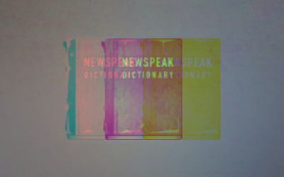 New Speak (Language of A Pandemic)